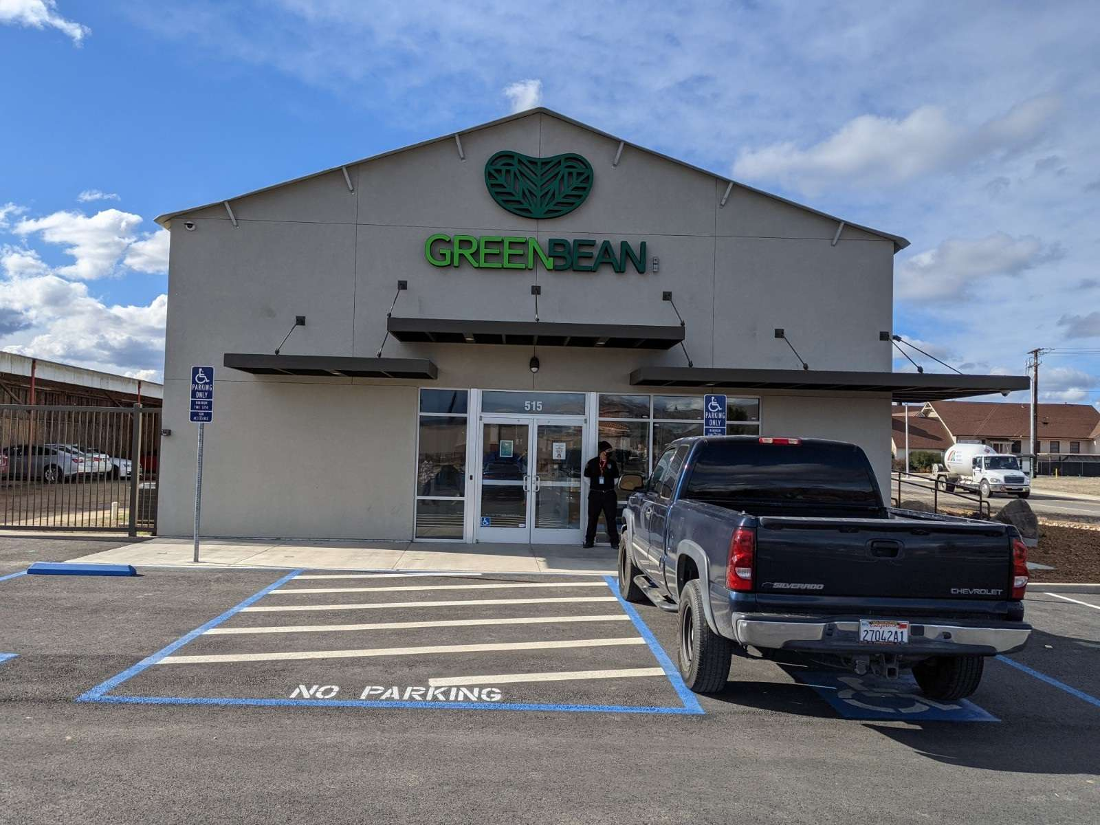 GreenBean Exterior 1